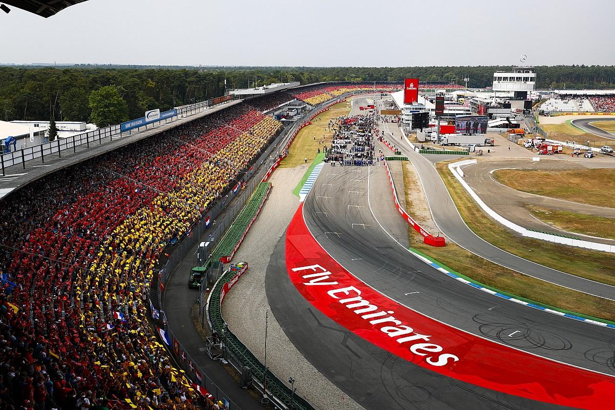 Alemania, muy cerca de seguir en el calendario de F1 en 2019