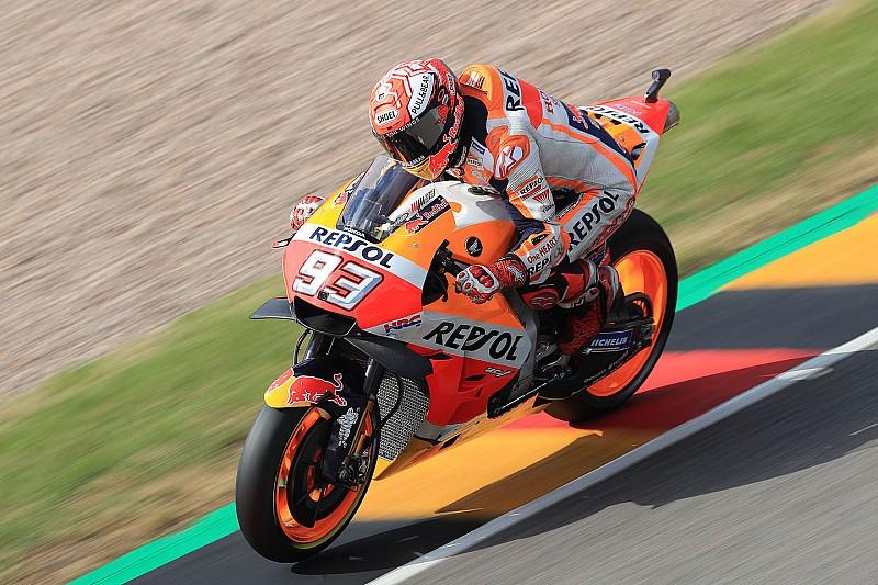 MotoGP Sachsenring 2018: Marquez siegt, Rossi bärenstark