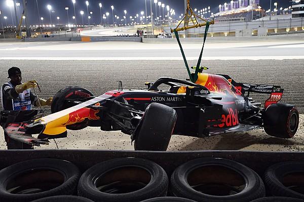 Formula 1 Colpo di scena: Verstappen aveva l'acceleratore bloccato in Qualifica!