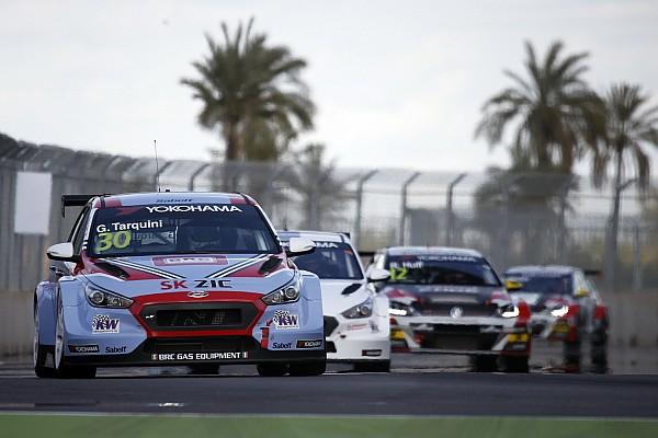 WTCR Tarquini consigue la pole position en Marrakech