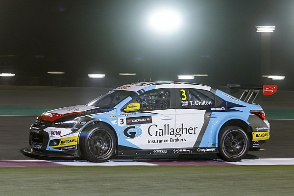 Chilton sconfigge Bennani nella Opening Race in Qatar