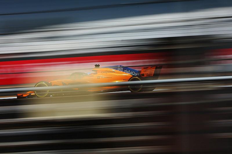 A mitad de temporada, McLaren es el tercer equipo que más vueltas ha dado