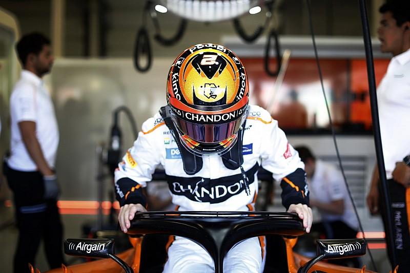 Vandoorne: McLaren, yapılanmaya rağmen 2018'in üstünü çizmiyor
