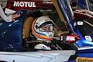 Alonso és a hétvégi versenysisak Daytonára