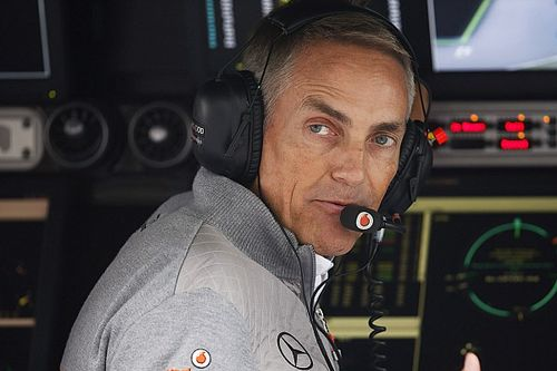 Aston Martin ficha al antiguo jefe de McLaren, Martin Whitmarsh