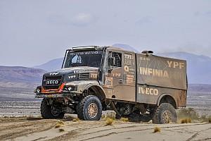 Dakar Tappa Dakar, Camion, Tappa 11: colpo di scena di Villagra (Iveco) che passa in testa!
