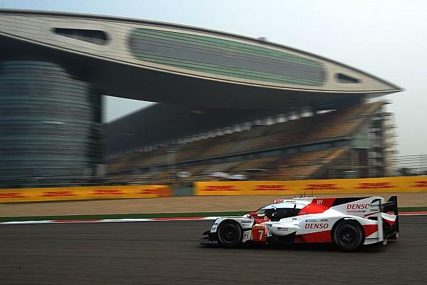 WEC Shanghai: Kobayashi bezorgt Toyota pole