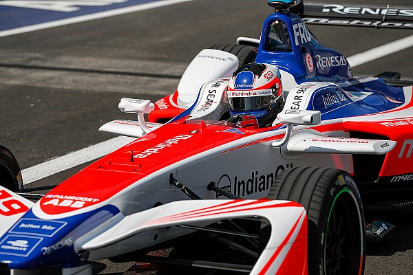 Mexico City ePrix: Rosenqvist scores pole, Da Costa loses out