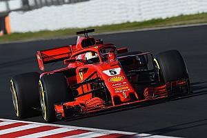 Formula 1 Testing report Vettel quickest, McLaren in trouble as F1 testing resumes