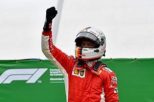 Formule 1 Statistiques Stats - Vettel, 50e rougissante!
