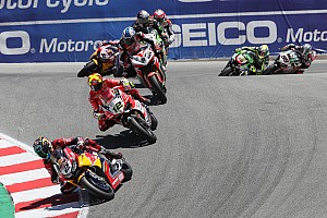 Laguna Seca keeps place on WSBK calendar after all