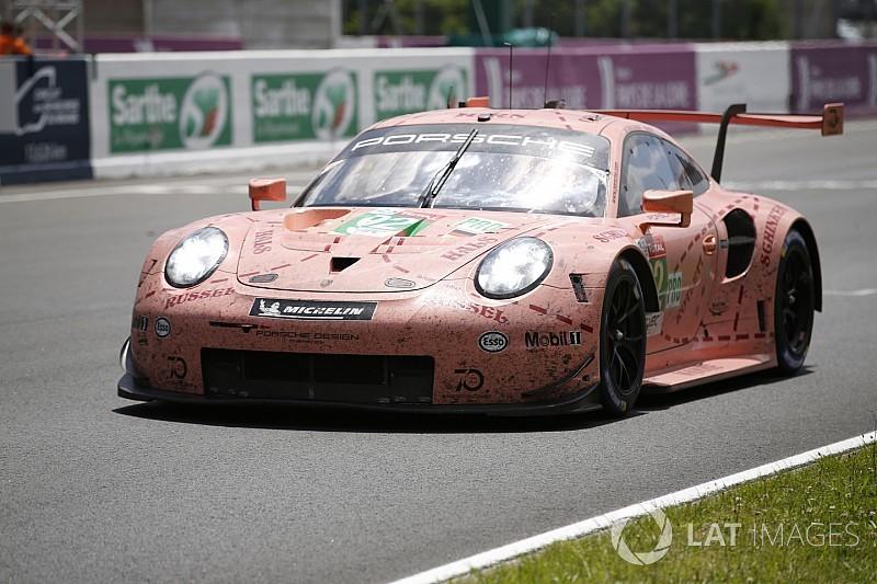Vanthoor na Le Mans-zege: