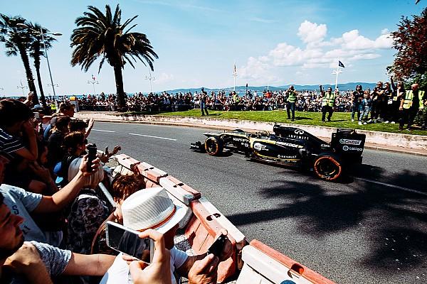 Formula 1 Special feature Inside Renault's F1 Tour de France