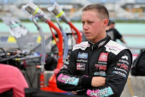 Dylan Lupton rejoins DGR-Crosley for partial Truck schedule