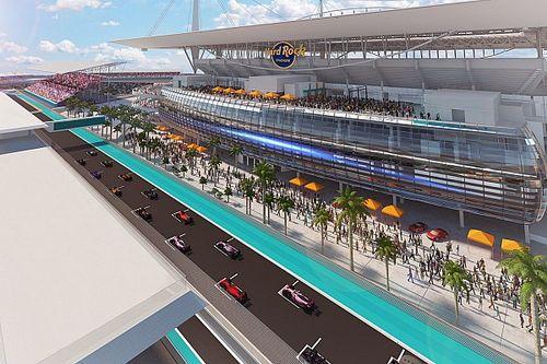 VIDEO: Onboard over het nieuwe Formule 1-circuit van Miami