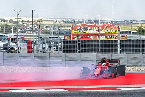 Fotogallery F1 | le libere del GP degli Stati Uniti