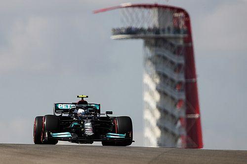 F1 | Austin, Libere 1: Mercedes in fuga, Ferrari positiva