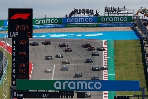 Estado del campeonato de F1 tras el GP de Estados Unidos