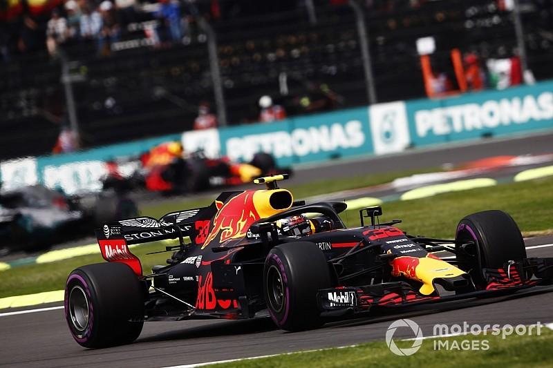 Гран Прі Мексики: Ферстаппен став гонщиком дня