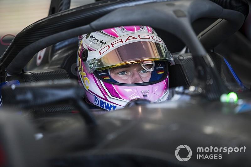 Гюнтер занял последнюю вакансию в Формуле Е