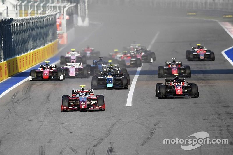 FIA анонсувала календарі Ф2 і Ф3 на 2019 рік