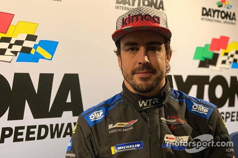 Alonso: Second Rolex 24 attempt