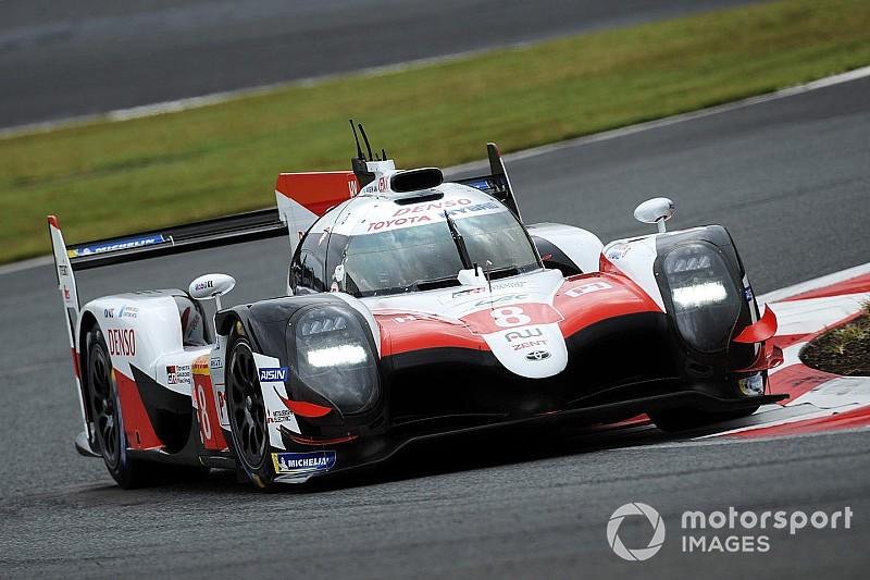 EL1 - Toyota en tête des premiers essais à Fuji