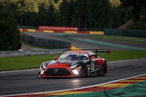 Spa 24h: Marciello claims pole for ASP Mercedes