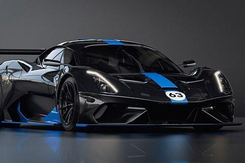 Brabham Automotive joins European GT2 Series