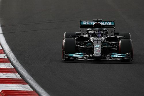 L'aileron expérimental de Mercedes, prélude à des évolutions finales?