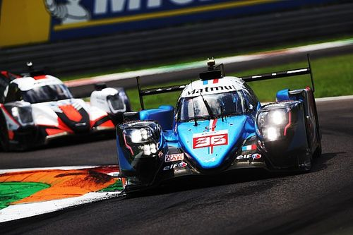 Alpine could stay in WEC in 2022 as grandfathered LMP1 rules extended