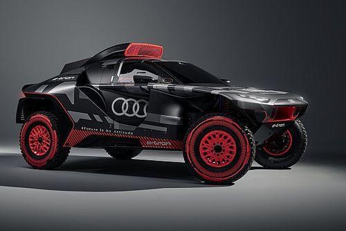 Dakar: Audi, la RS Q e-tron cerca nuove vie di sviluppo elettrico