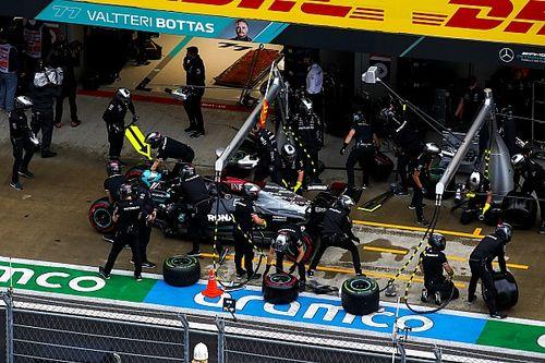 """Wolff: """"Lewis'in yaptığı kaza, griddeki yerine etki etmedi"""""""