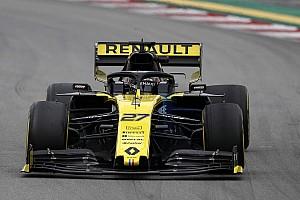 2019 Barcelona testi 4. gün: Hulkenberg sorun yaşamasına rağmen günün en hızlısı!