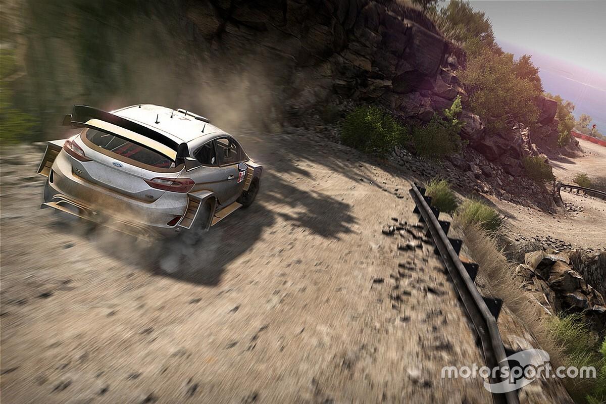 New WRC game set for September release