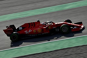 Barcelone, J2 - Accident pour Gasly, meilleur temps pour Leclerc