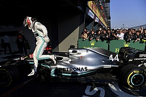 Australian GP damage to Hamilton's Mercedes explained in 3D