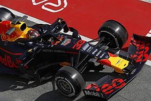 Red Bull Racing maakt zich geen zorgen over bijzondere voorvleugel Ferrari
