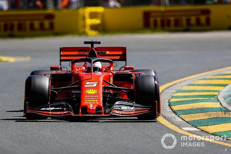 Vettel mist vertrouwen op Albert Park: