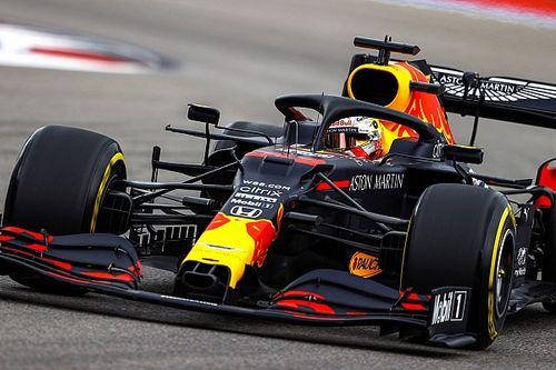 Verstappen örül, hogy ismét sikerült beférkőznie a két Mercedes közé