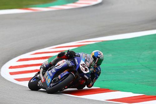 Barcelona WSBK: Razgatlioglu leads Yamaha 1-2-3 in practice