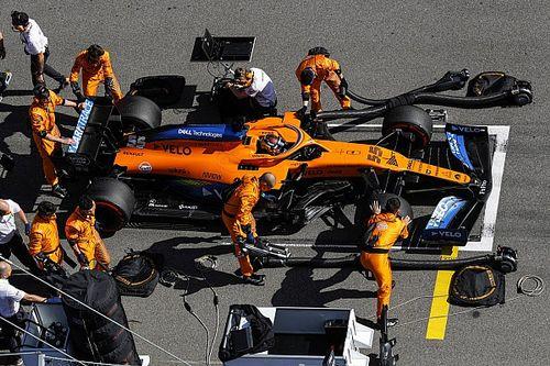 McLaren: Sin tener asegurado a Ricciardo no habríamos dejado a Sainz