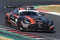 GT Endurance: Vallelunga in bianco e nero per Francesca Linossi