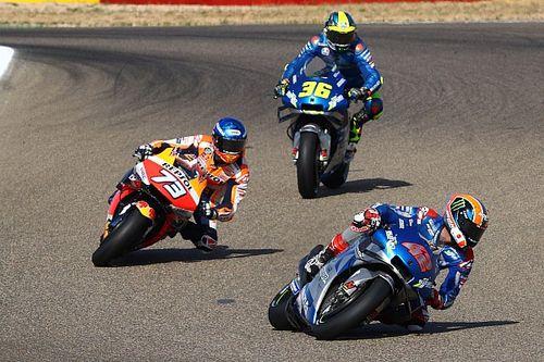 Podcast MotoGP 'Por Orejas': Ramón Aurín analiza la explosión de Alex Márquez