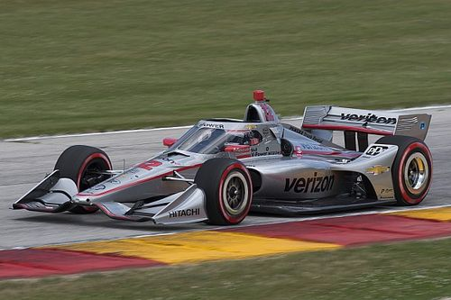 Power explains shunts, feels bad for Hunter-Reay, Rahal