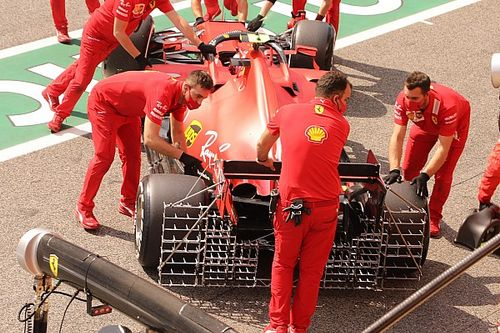 Spanish GP: Best F1 technical photos