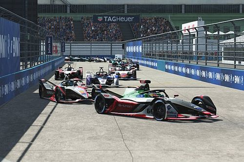 LIVE: Finale van sim-kampioenschap Formula E: Accelerate