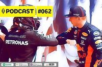 Podcast #062 – O que aconteceria em um duelo Hamilton x Verstappen em igualdade de condições?