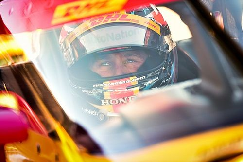 Hunter-Reay adopts same mindset, regardless of contracts