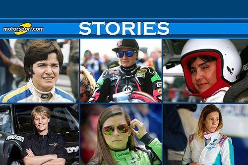 Stories: Le magnifiche sei del Motorsport